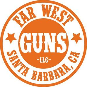 Far West Guns logo