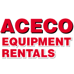 ACECO Equipment Rentals logo