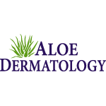 Aloe Dermatology - Keith Llewellyn MD logo