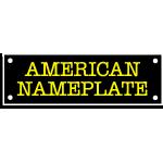 American Nameplate Co logo