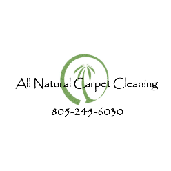 All Natural Carpet Cleaning logo