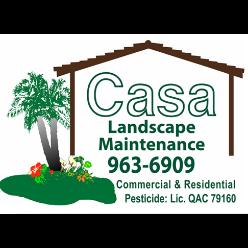 Casa Landscape Maintenance logo