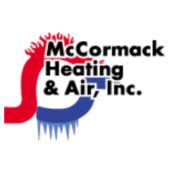 McCormack Heating & Air logo