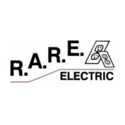 RARE Electric logo