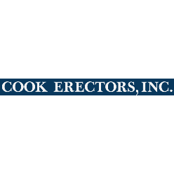 Cook Erectors Inc logo