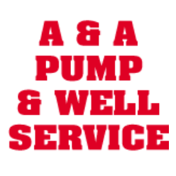 A & A Pump & Well Service logo