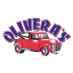 Olivera's Repair Towing & Express Lube logo