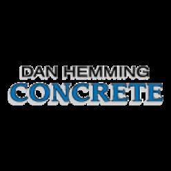 Dan Hemming Concrete logo