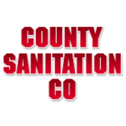 County Sanitation Co logo
