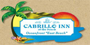 Cabrillo Inn At The Beach logo