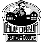 California Heating & Cooling logo