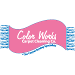 Color Works Carpet Cleaning Co logo
