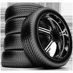 Dal Pozzo Tires logo