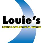 Louie's Central Coast Movers & Laborers Inc logo