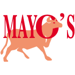 Mayo's Taqueria y Carniceria logo