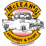 McLean's Auto Body & Paint logo