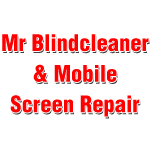 Mr Blindcleaner logo