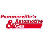 Pommerville's Automotive & Gas logo