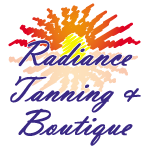 Radiance Tanning & Boutique logo