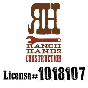 Ranch Hands Construction logo