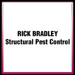 Rick Bradley Structural Pest Control logo