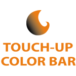 Touch-Up Color Bar logo
