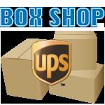 Ups / United Packing & Shipping logo