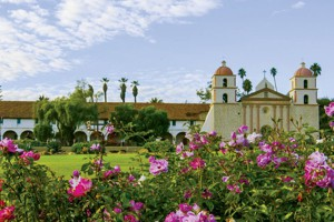 "Picture for article ""Santa Barbara Missions"""