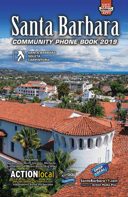 Santa Barbara Print Directory Cover